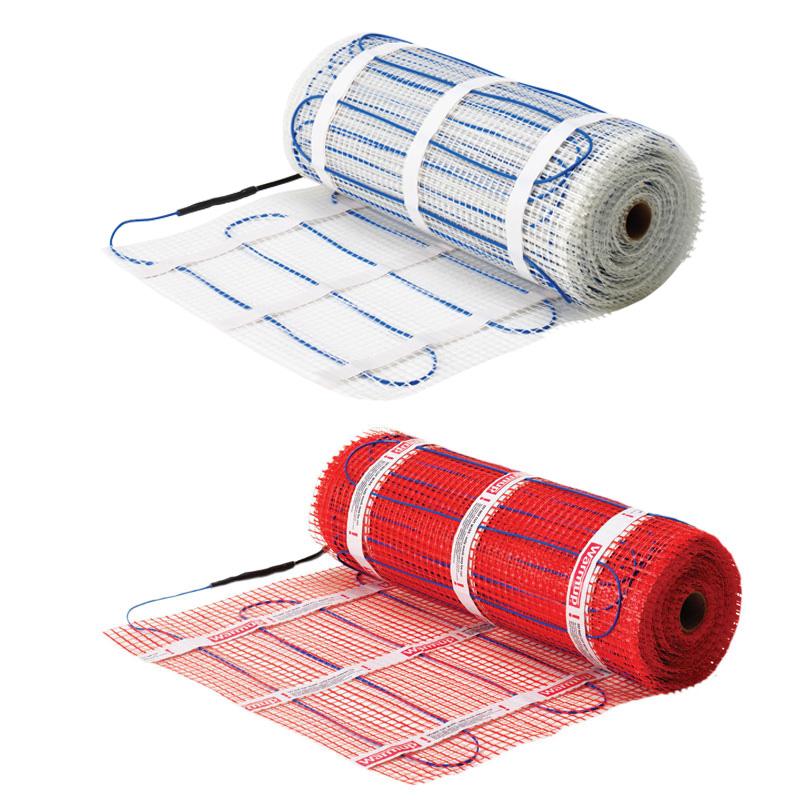 Vloerverwarming voor tegels